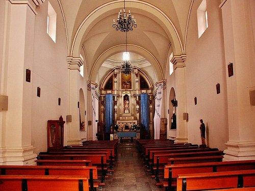 Paseo por Mexico Interior de Parroquia San Pedro Apóstol en Tehuacán