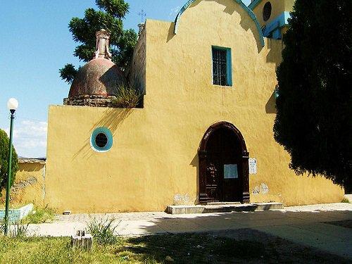Paseo por Mexico Parroquia San Miguel Arcangel en Tehuitzingo