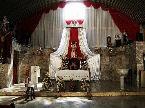 Paseo por Mexico Interior de Parroquia San Miguel Arcangel en Tehuitzingo