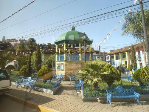 Paseo por Mexico Kiosco de Tepango de Rodríguez