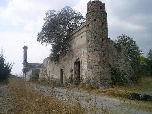 Paseo por Mexico Ex hacienda de Santa Cruz