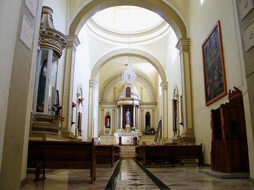 Paseo por Mexico Interior de Ex convento de Santo Domingo de Guzmán