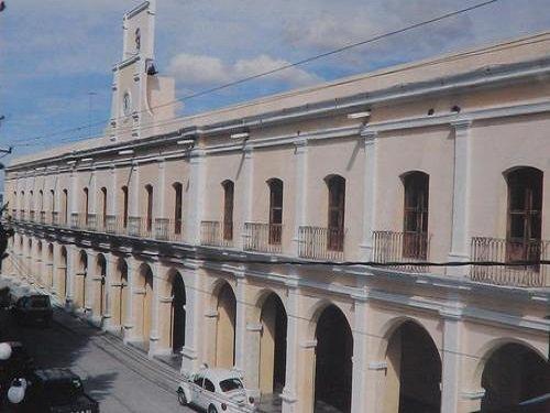 Paseo por Mexico Palacio Municipal Tepexi de Rodríguez