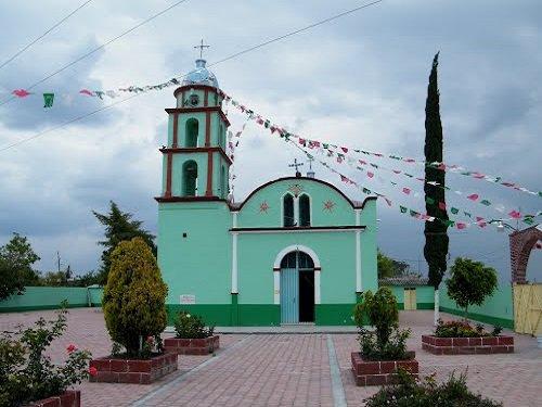 Paseo por Mexico Iglesia del Moralillo en Tepexi de Rodríguez