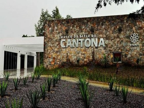 Paseo por Mexico Museo de Sitio Cantona en Tepeyahualco