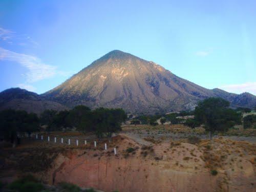 Paseo por Mexico Cerro de Pizarro en Tepeyahualco