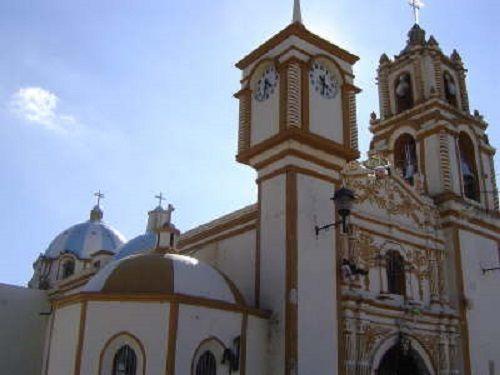 Paseo por Mexico Templo San Pedro y San Pablo en Tepeyahualco de Cuauhtémoc