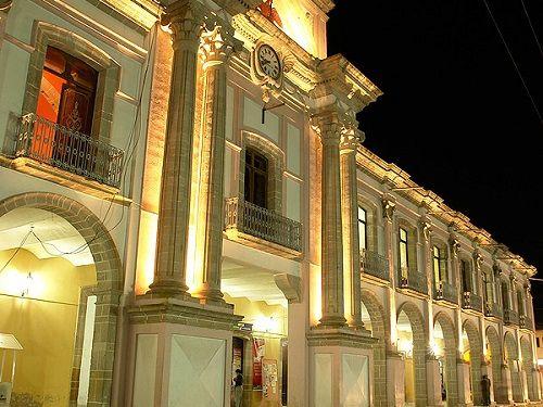 Paseo por Mexico Palacio Municipal de Tetela de Ocampo