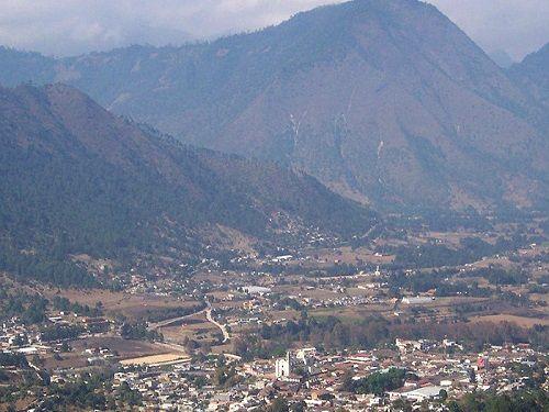 Paseo por Mexico Mirador de Tetela de Ocampo