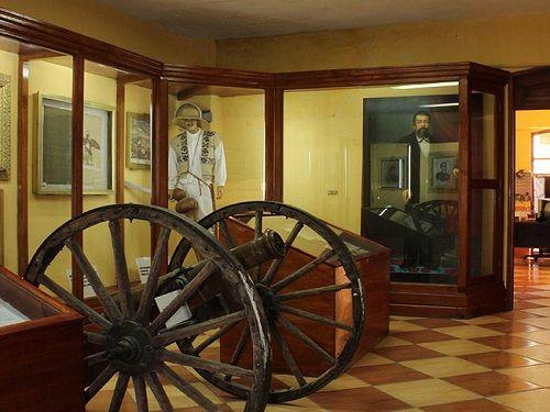 """Paseo por Mexico Museo """"Los tres Juanes"""" de Tetela de Ocampo"""