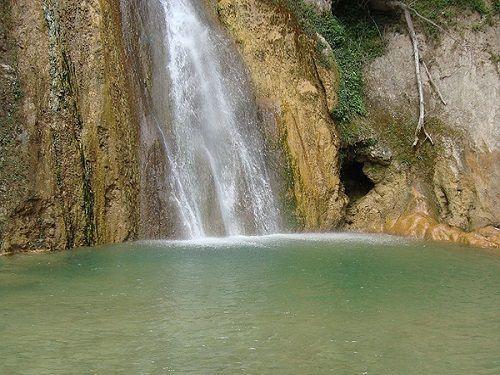Paseo por Mexico Cascada de Aconco en Tetela de Ocampo
