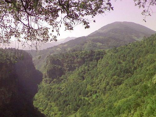 Paseo por Mexico Cerro de los Frailes en Tetela de Ocampo