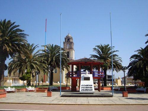 Paseo por Mexico Plaza Cívica de Teteles de Avila Castillo
