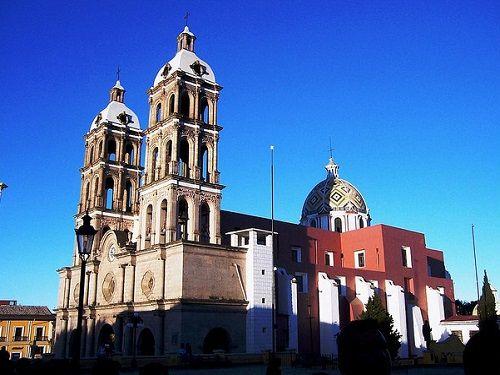 Paseo por Mexico Catedral de Teziutlán