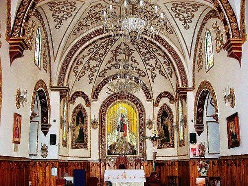 Paseo por Mexico Interior de Santuario Nuestra Señora del Carmen en Teziutlán