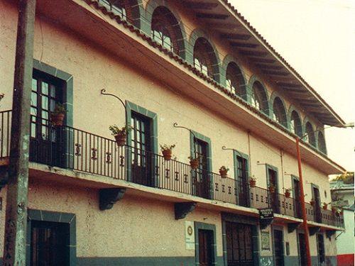 Paseo por Mexico Casa de la Cultura Teziutlán