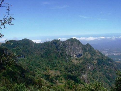 Paseo por Mexico Cerro de Chignautla en Teziutlán