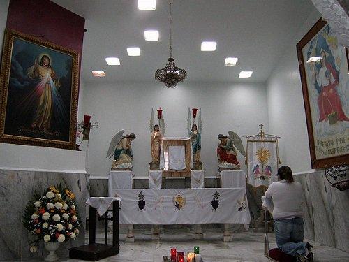 Paseo por Mexico Interior de Parroquia de la Inmaculada Concepción en Tlachichuca
