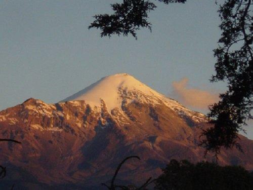 Paseo por Mexico Volcán Citlaltépetl en Tlachichuca