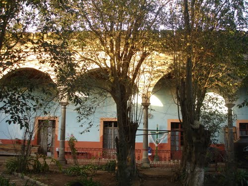 Paseo por Mexico Ex haciendas Tlachichuca