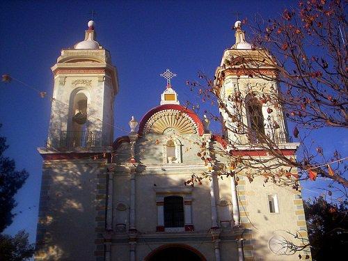 Paseo por Mexico Santuario de Nuestro Señor de Tlacotepec de Benito Juárez