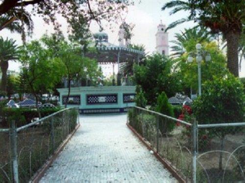 Paseo por Mexico Kiosco de Tlacotepec de Benito Juárez