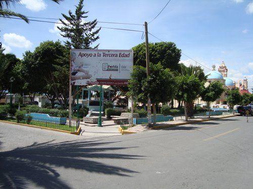 Paseo por Mexico Zócalo de Tlanepantla