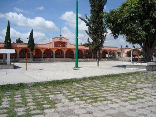 Paseo por Mexico Palacio Municipal Tlanepantla