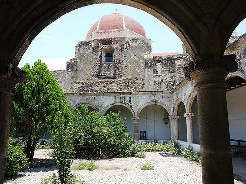 Paseo por Mexico Ex convento de Tepapayeca en Tlapanalá