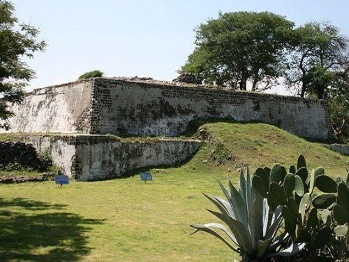 Paseo por Mexico Pirámide de Tepapayeca en Tlapanalá