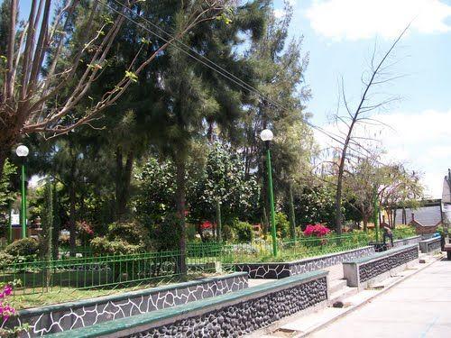 Paseo por Mexico Zócalo de Tlapanalá