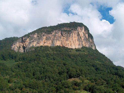 Paseo por Mexico Mirador Cerro Cabezón en Tlatlauquitepec