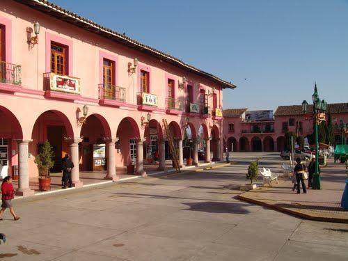 Paseo por Mexico Palacio Municipal Tlatlauquitepec