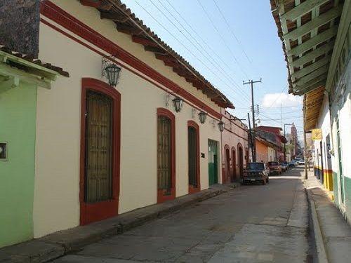 Paseo por Mexico Casa de Cultura