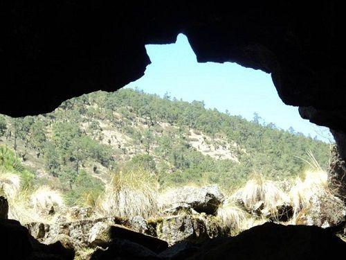 Paseo por Mexico Cueva de Oyameles en Tlatlauquitepec