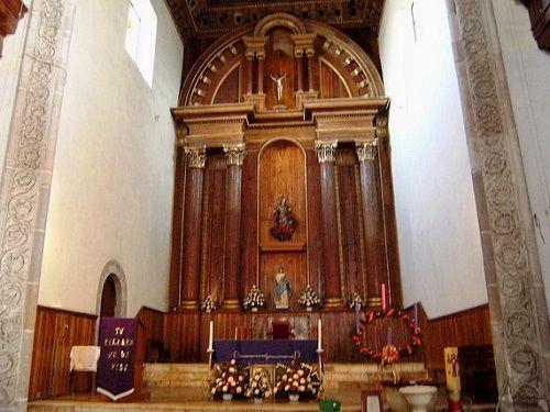 Paseo por Mexico Interior de Ex convento de María Asunción en Tlatlauquitepec