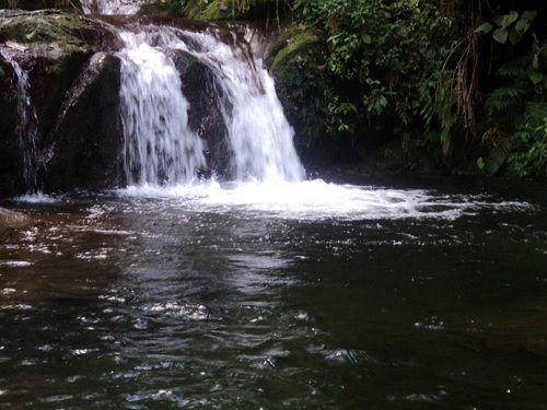 Paseo por Mexico Pozas de agua azul en Tlatlauquitepec
