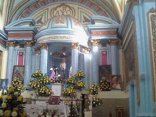 Paseo por Mexico Santuario del señor de Huaxtla en Tlatlauquitepec