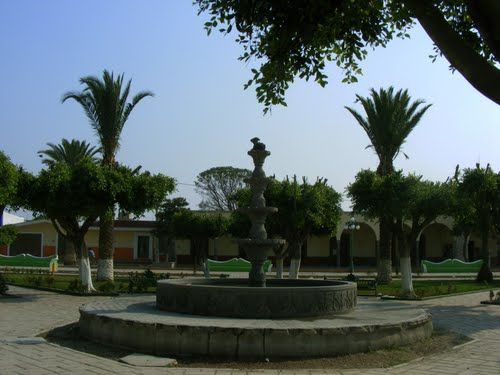 Paseo por Mexico Fuente de Tochtepec