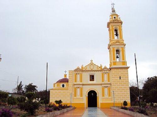 Paseo por Mexico Templo en advocación al Señor de la Salud en Totoltepec de Guerrero