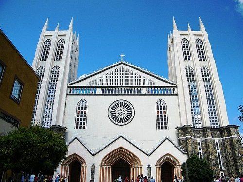 Paseo por Mexico Iglesia de San Juan Bautista en Xicotepec