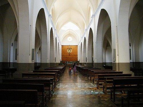 Paseo por Mexico Interior de Iglesia de San Juan Bautista en Xicotepec