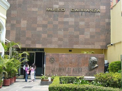 Paseo por Mexico Galería Histórica de Venustiano Carranza en Xicotepec