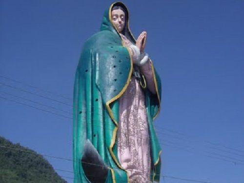 Paseo por Mexico Virgen de Guadalupe de Xicotepec