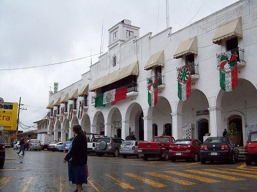 Paseo por Mexico Palacio Municipal Xicotepec