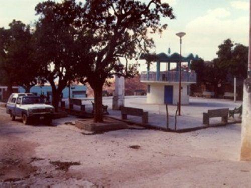 Paseo por Mexico Kiosco de Xicotlán