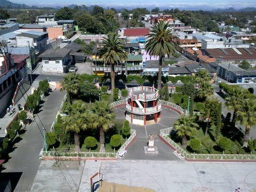 Paseo por Mexico Parque de Xiutetelco