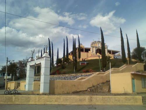 Paseo por Mexico Templo del Calvario de Xochiltepec