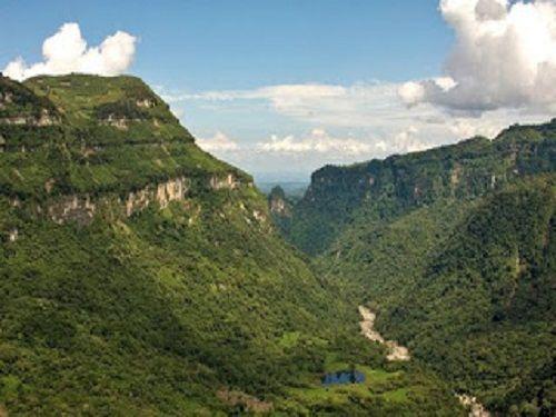 Paseo por Mexico Mirador