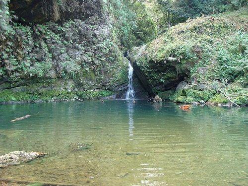 Paseo por Mexico Poza Verde en Xochitlán de Vicente Suárez
